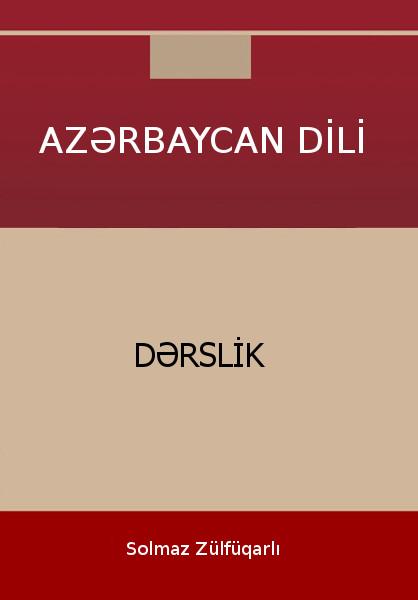Azərbaycan dili dərslik