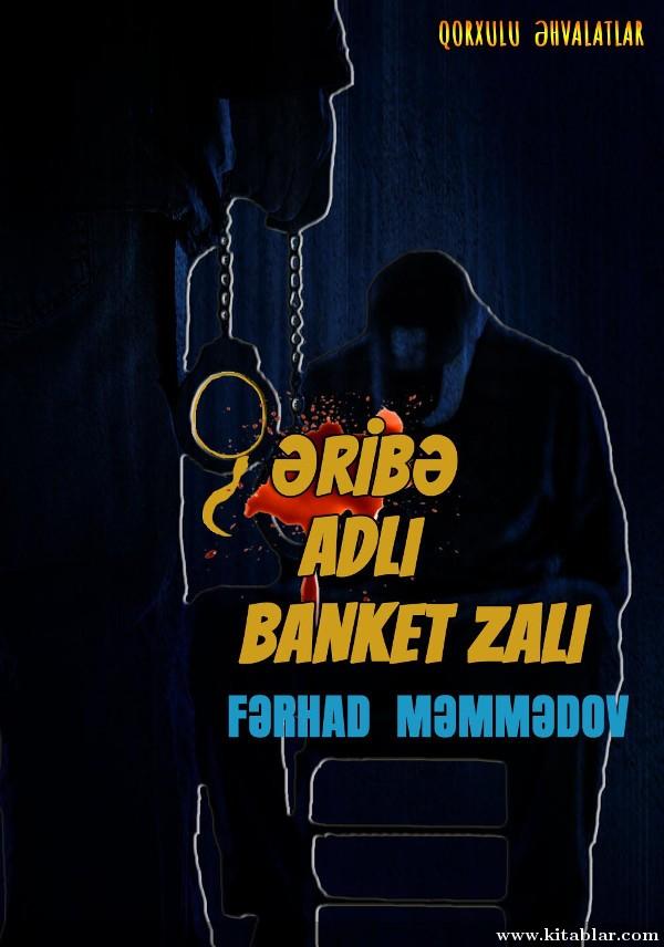 QƏRİBƏ ADLI BANKET ZALI
