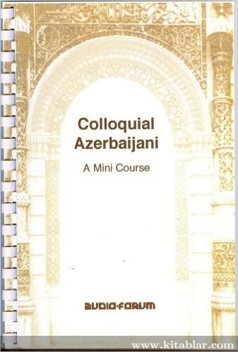 Colloquial Azerbaijani